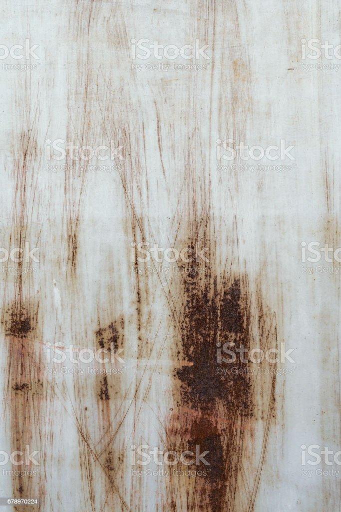 Ayrıntı açık yapısı, closeup ile eski boyalı metal yüzey royalty-free stock photo