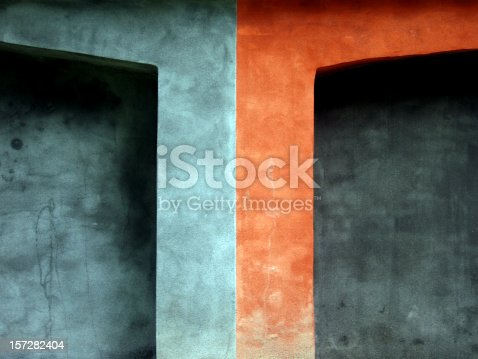 istock Detail of Wall 157282404
