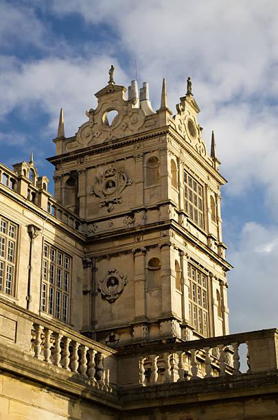 Detail der Wollaton Hall in Nottingham – Foto