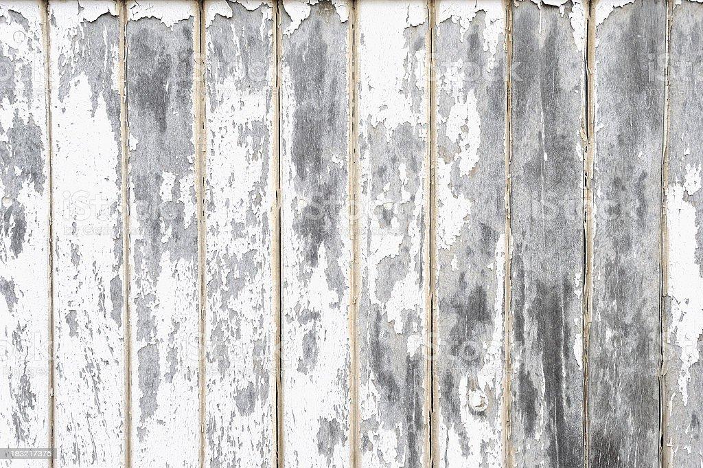 Detalhe do casco de madeira - foto de acervo