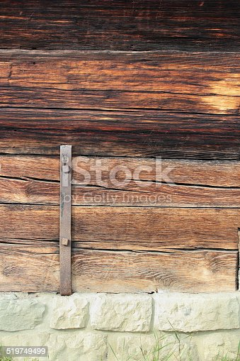 1124475954 istock photo detail on traditional wooden building 519749499