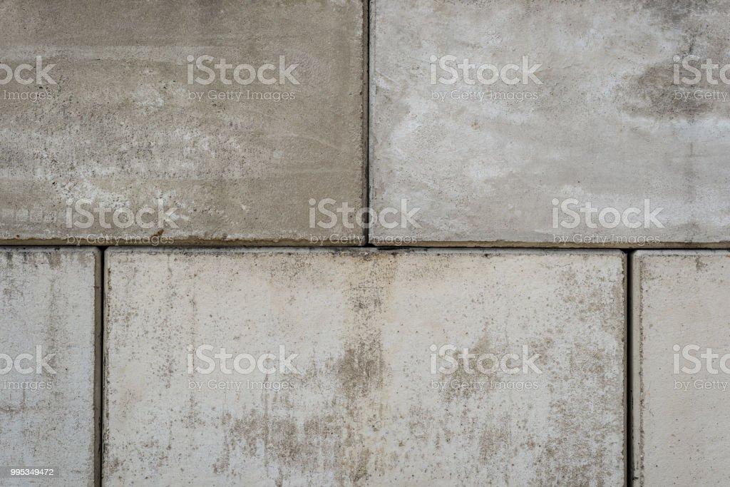 Detaillierten Hintergrund der Betonwand Fototexturen. – Foto