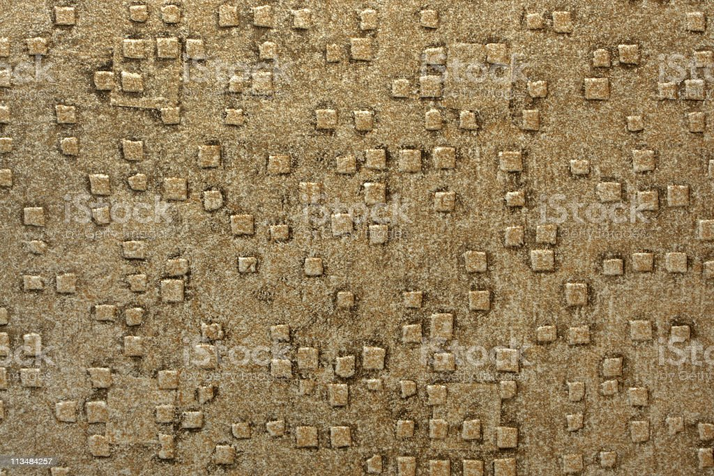 Detailed image of a linoleum royalty-free stock photo