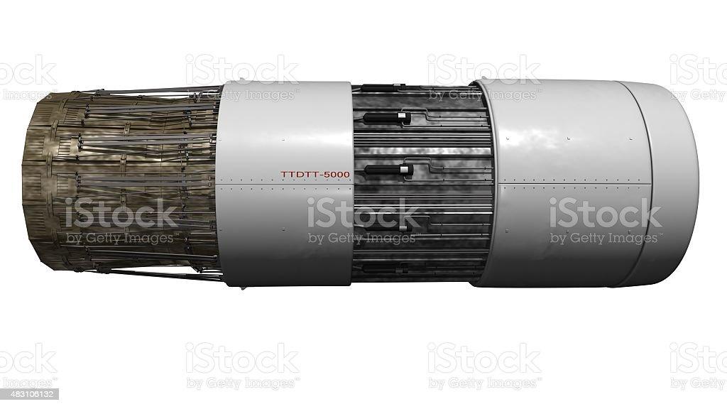 Detaillierte jet propulsion Seite anzeigen - Lizenzfrei 2015 Stock-Foto