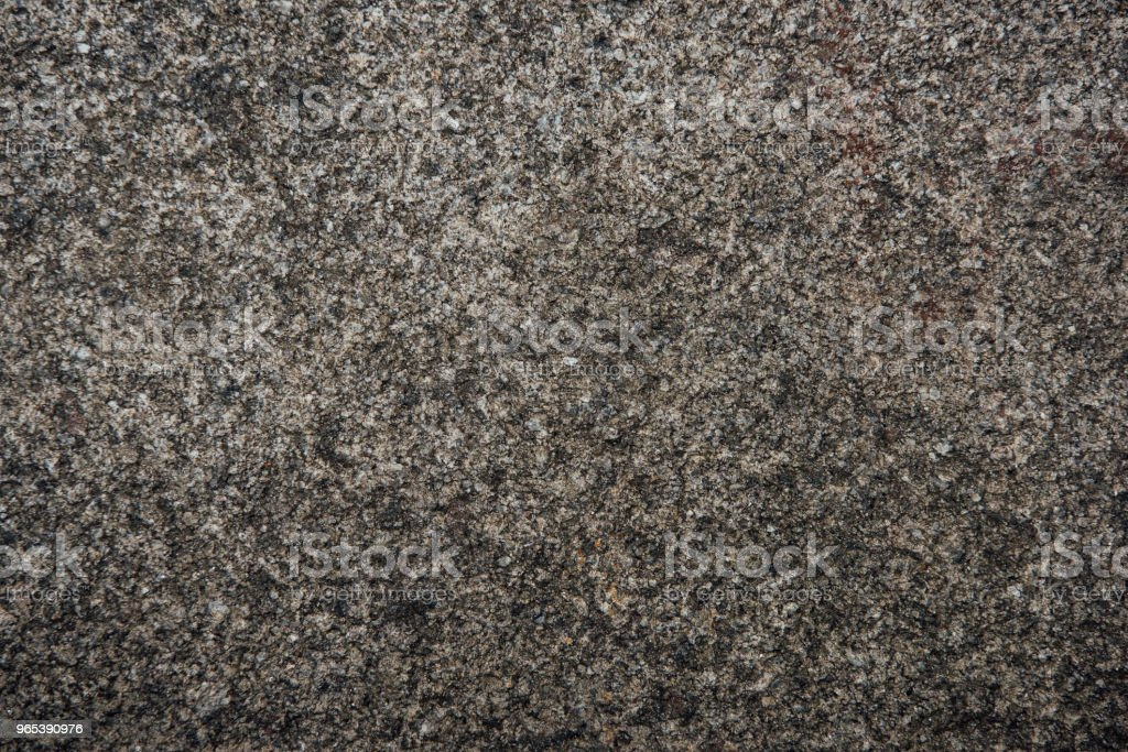 Detailed texture of old granite wall zbiór zdjęć royalty-free