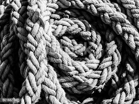 501889762istockphoto Detailed view of rope ball 501667042