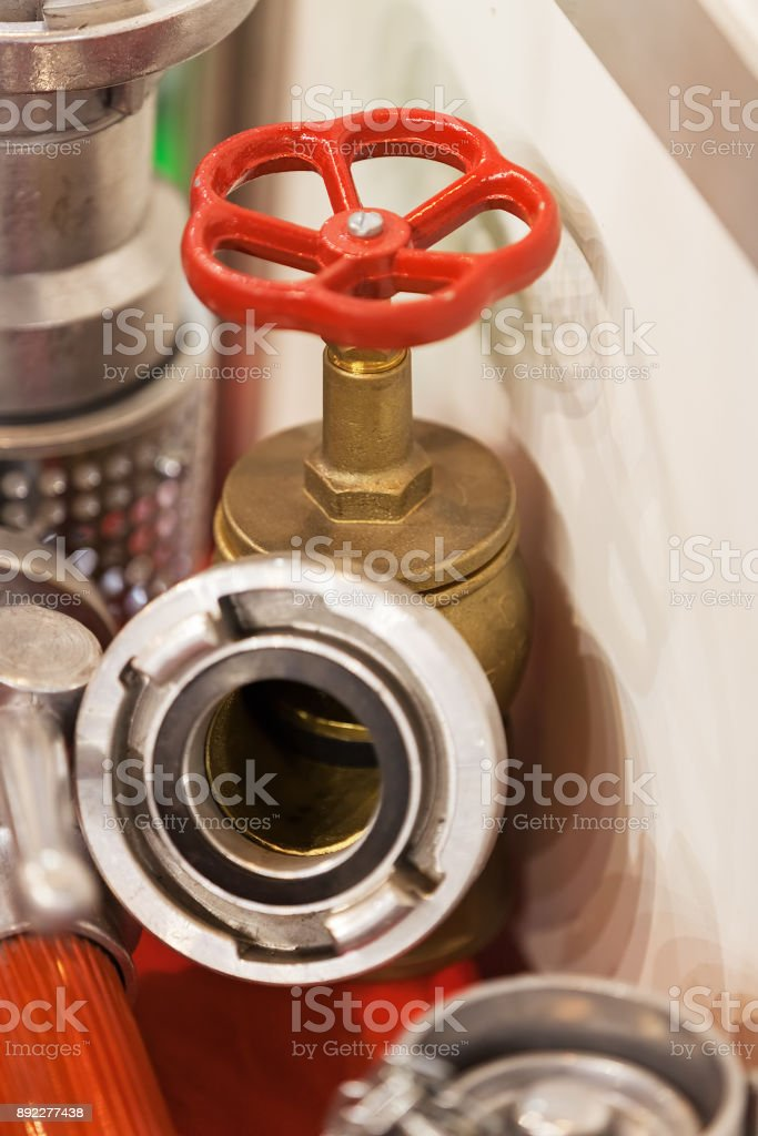 Details for plumbing stock photo