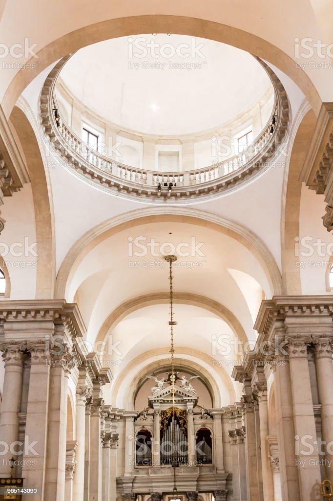 Details in  San Giorgio Maggiore zbiór zdjęć royalty-free