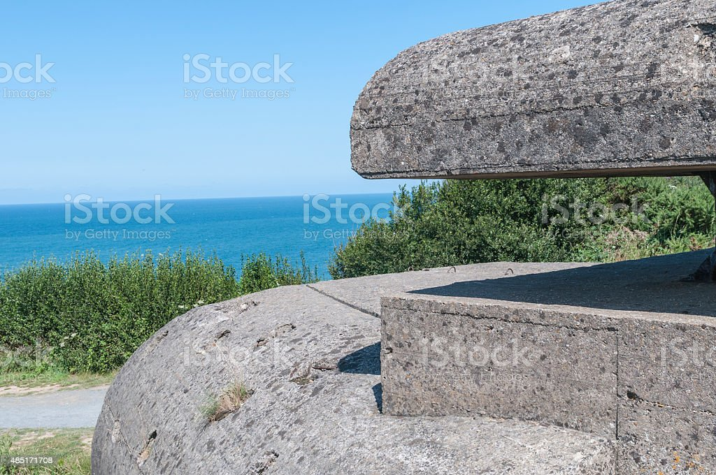 Details Normandy stock photo