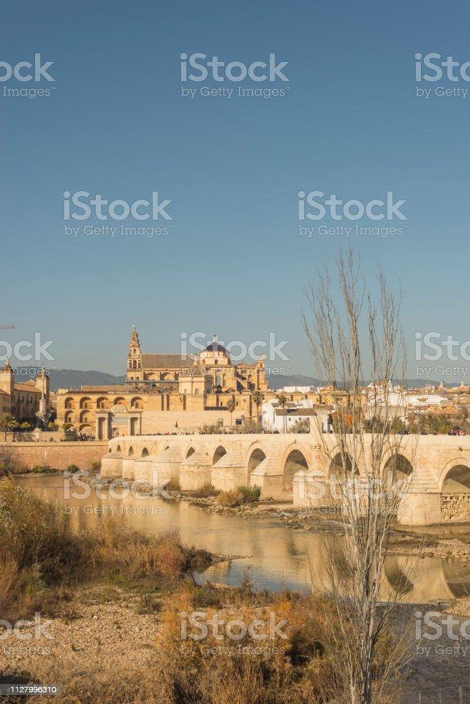Details of Córdoba Andalucía Spain stock photo