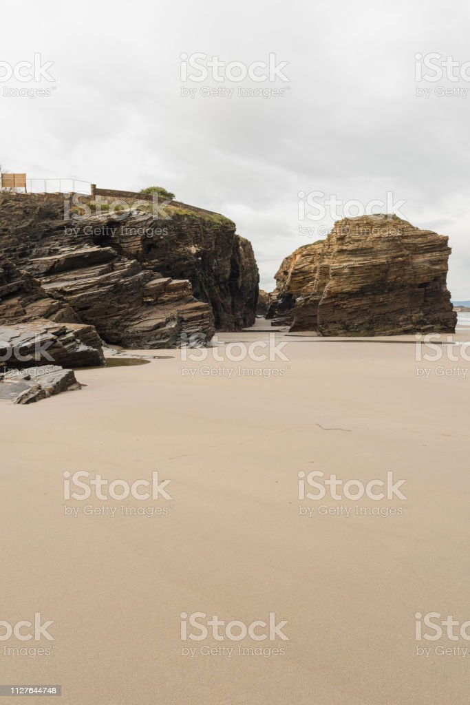 Details of Galicia stock photo