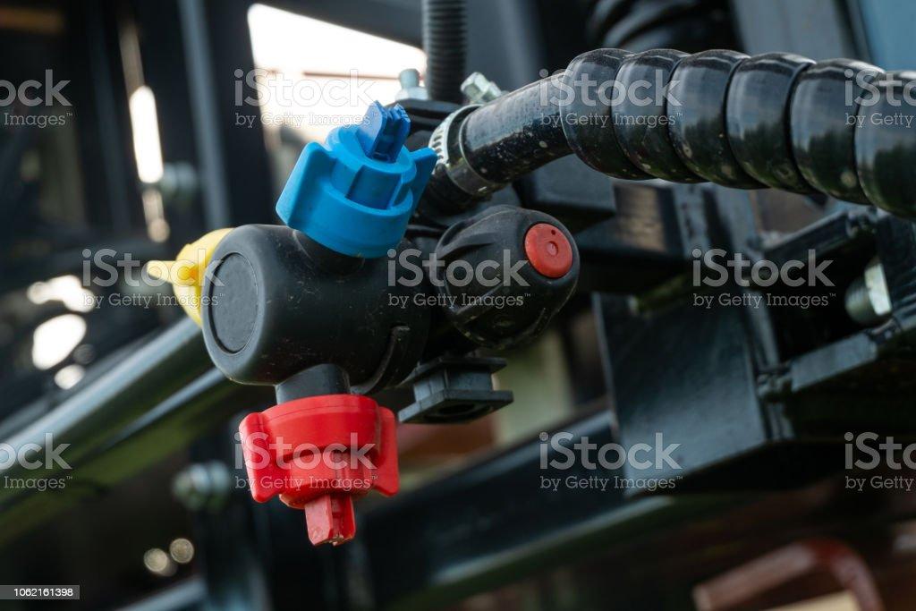 Details des Werks sprayer – Foto