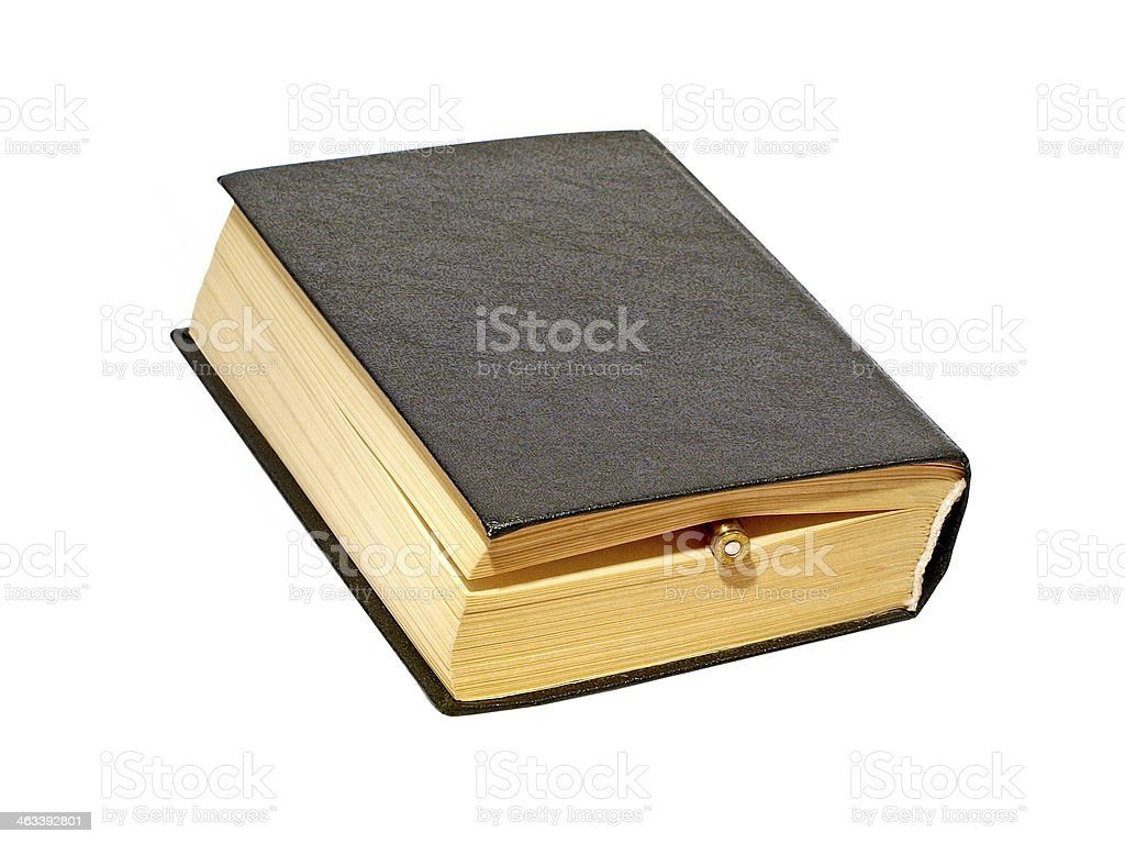 Detective novele. stock photo