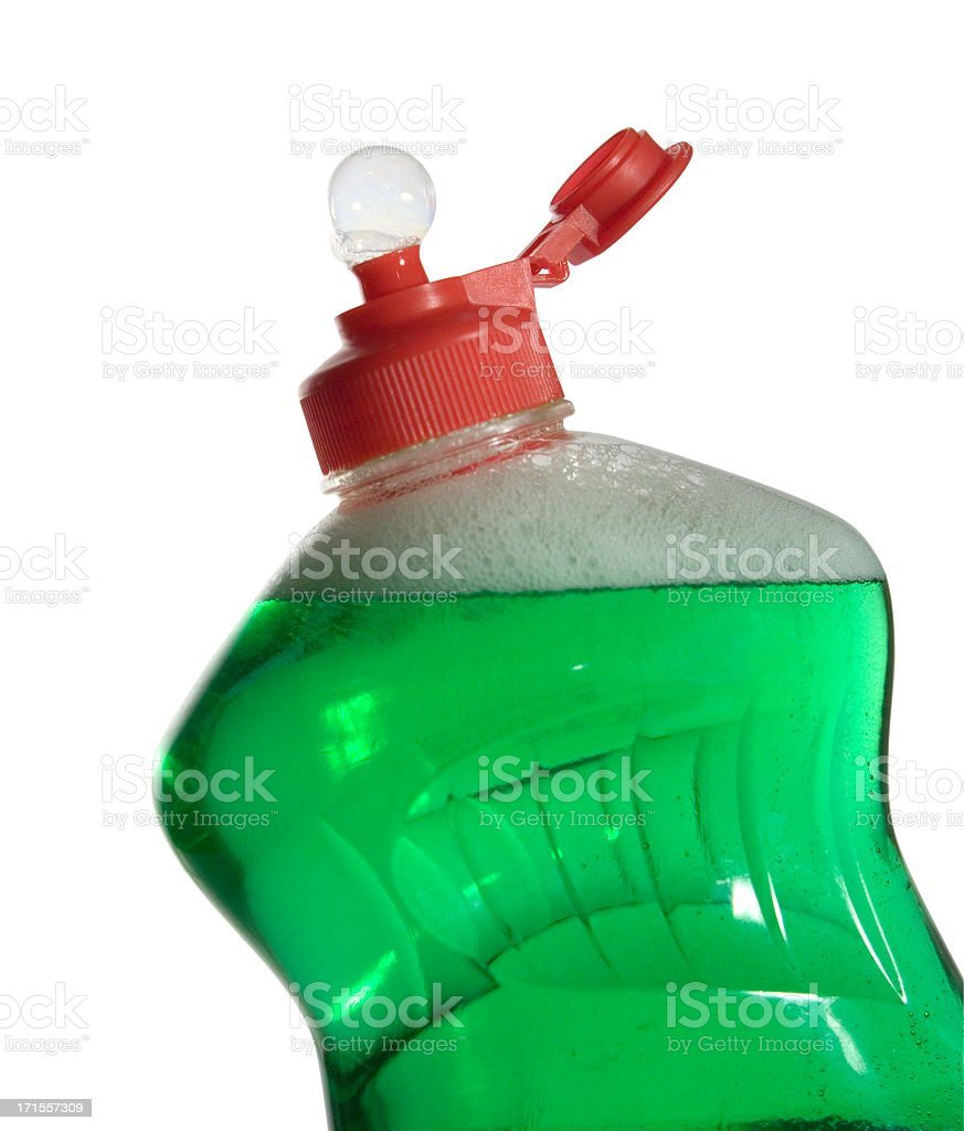 Detergent royalty-free stock photo