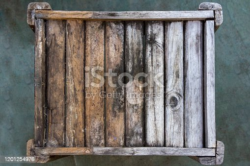 deteriorated wood background
