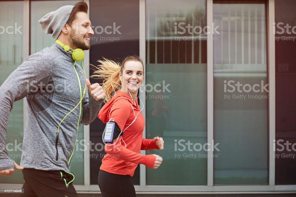 Determination is key for success stock photo