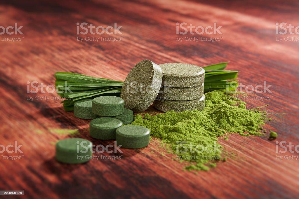 Detox. Alternative medicine. stock photo