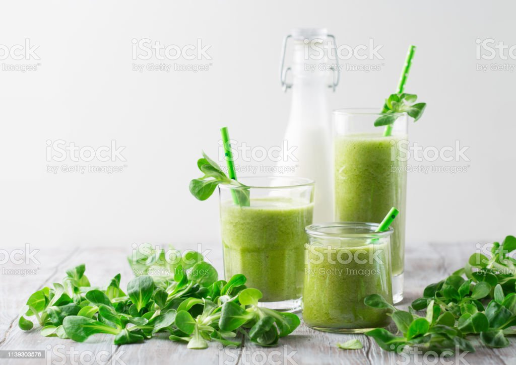 Dieta detox batidos verdes