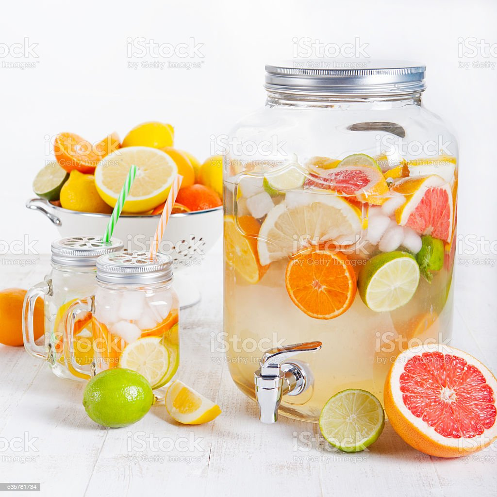 aromatisiertes wasser zum abnehmen