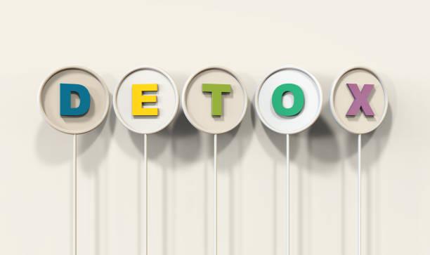 detox stock photo