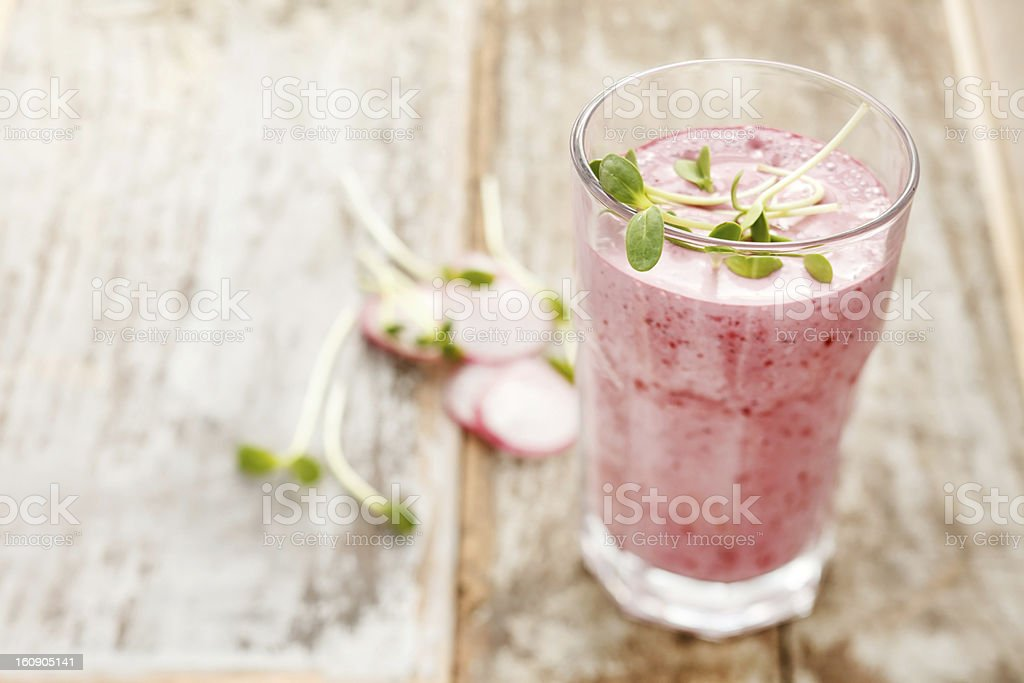 detox smoothie royalty-free stock photo