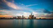 istock Detroit Panorama 623126296