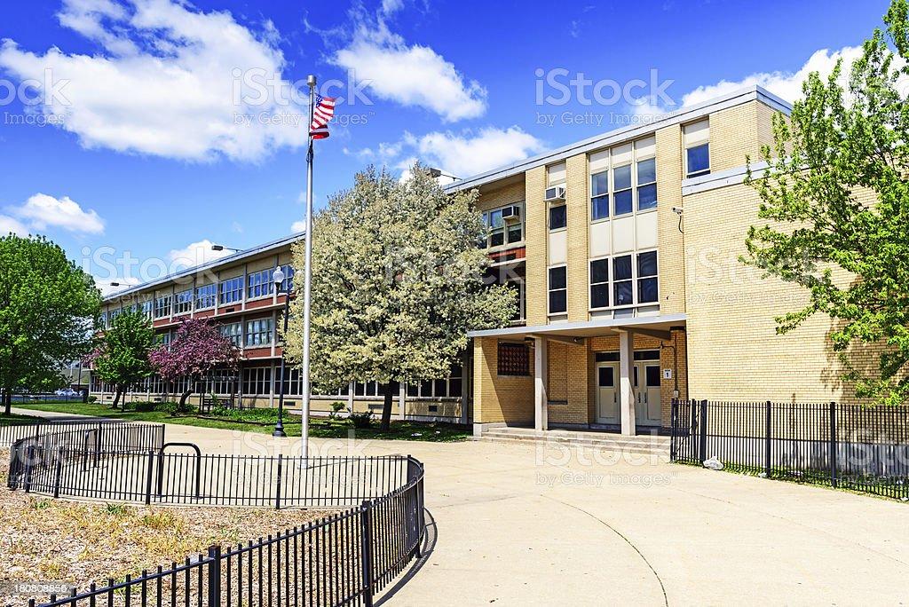 Dett Grundschule in Chicago – Foto