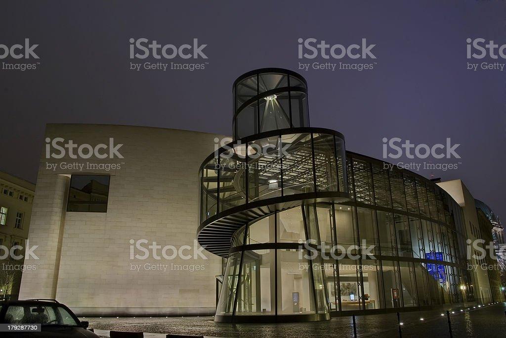Deutsches Historisches Museum - Lizenzfrei Berlin Stock-Foto