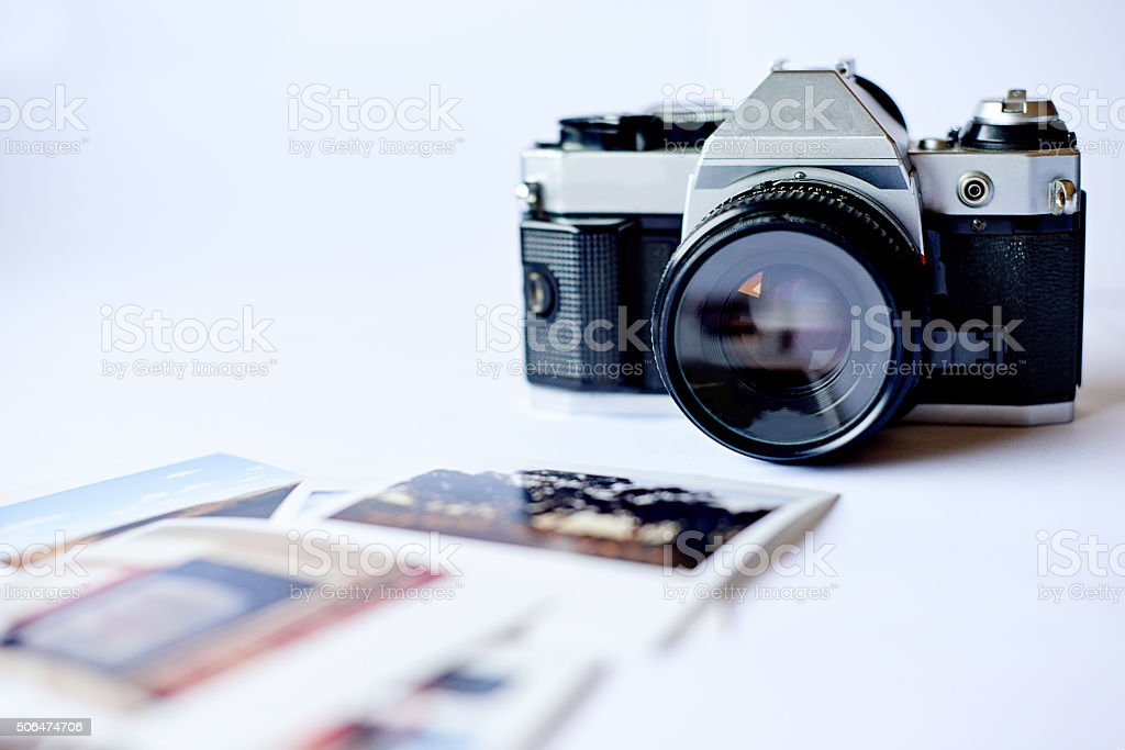 Develop your photography stock photo