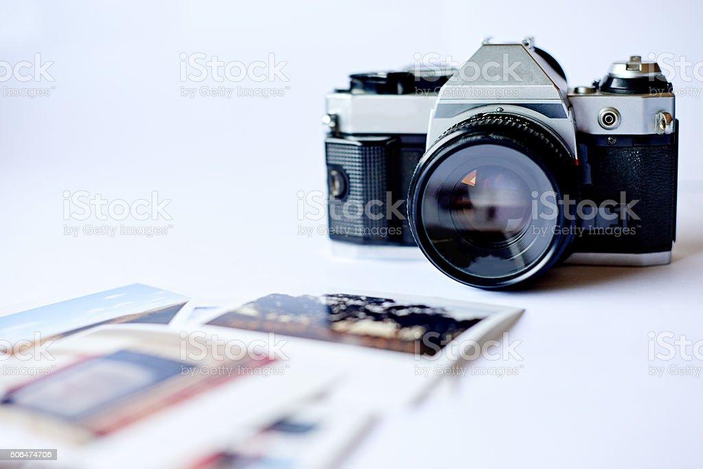 Rozwinąć swoje zdjęcia – zdjęcie