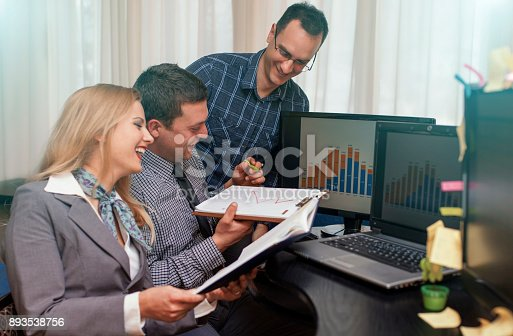 istock Developers at work 893538756