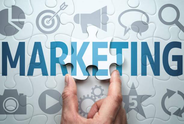 마케팅 전략 개발. 효과적인 솔루션 개발. - 광고 뉴스 사진 이미지