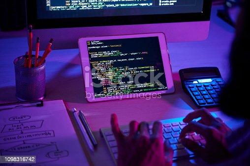 1098316816 istock photo Developing soft 1098316742