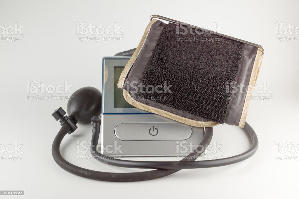 device for measuring pressure stock photo