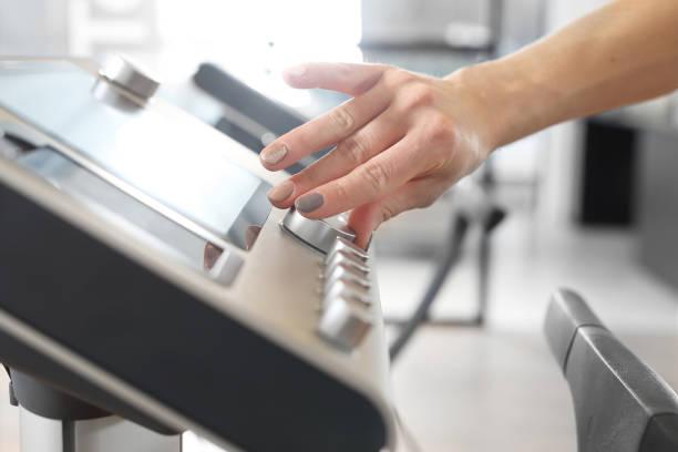 Gerät zur Elektrostimulation Muskel – Foto