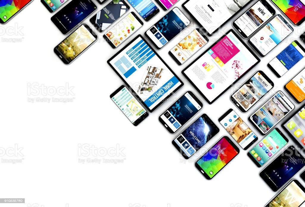 Geräte-Benutzer-ux – Foto