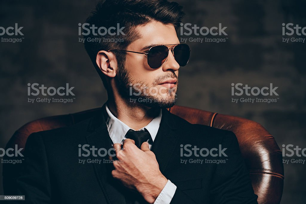 Devil is in details. stock photo