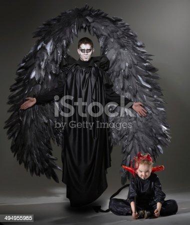 istock Devilish duo 494955985