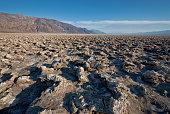 Devil's Golf Course, Death Valley National Park, California