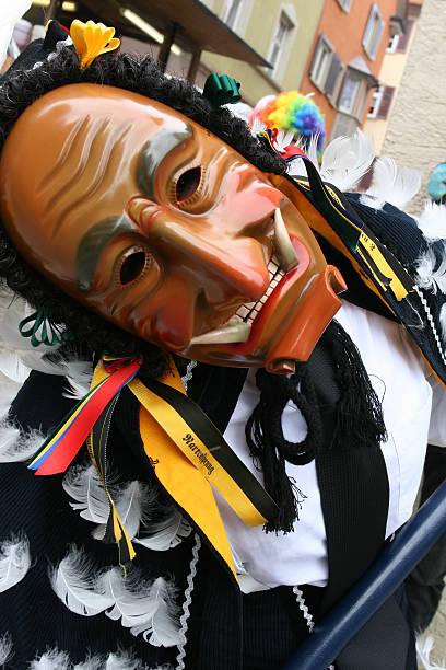 Karneval Maske Rottweil, Deutschland – Foto