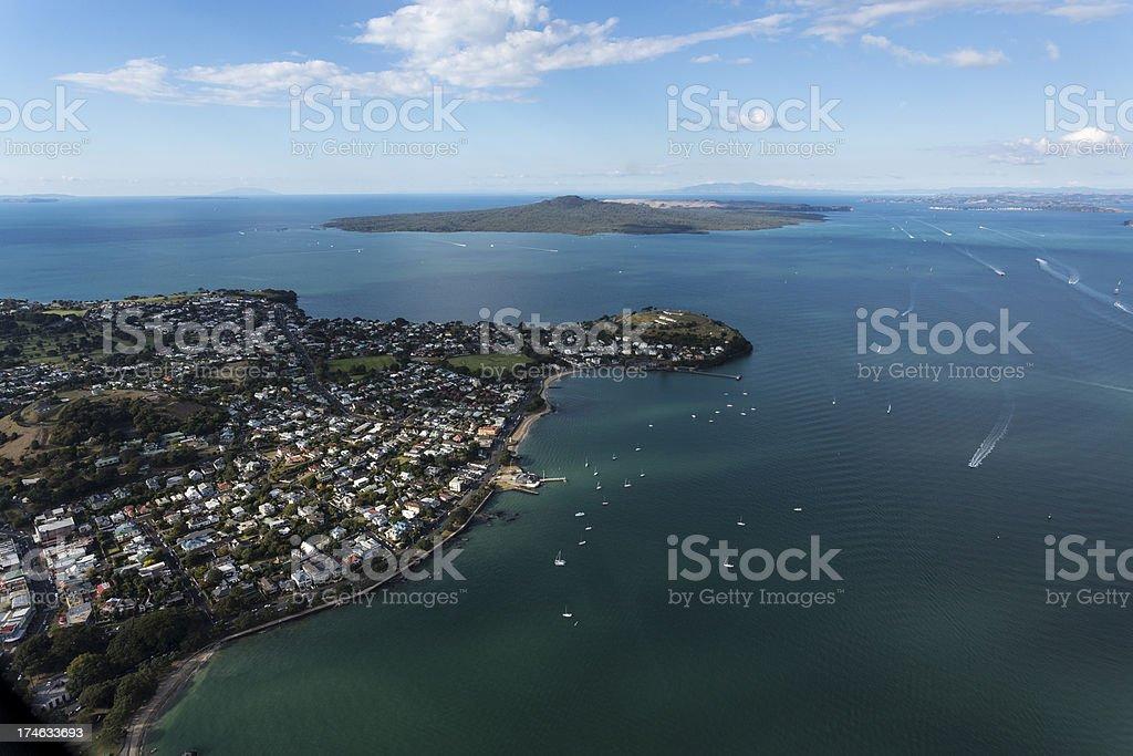 Devonport, Auckland, New Zealand stock photo