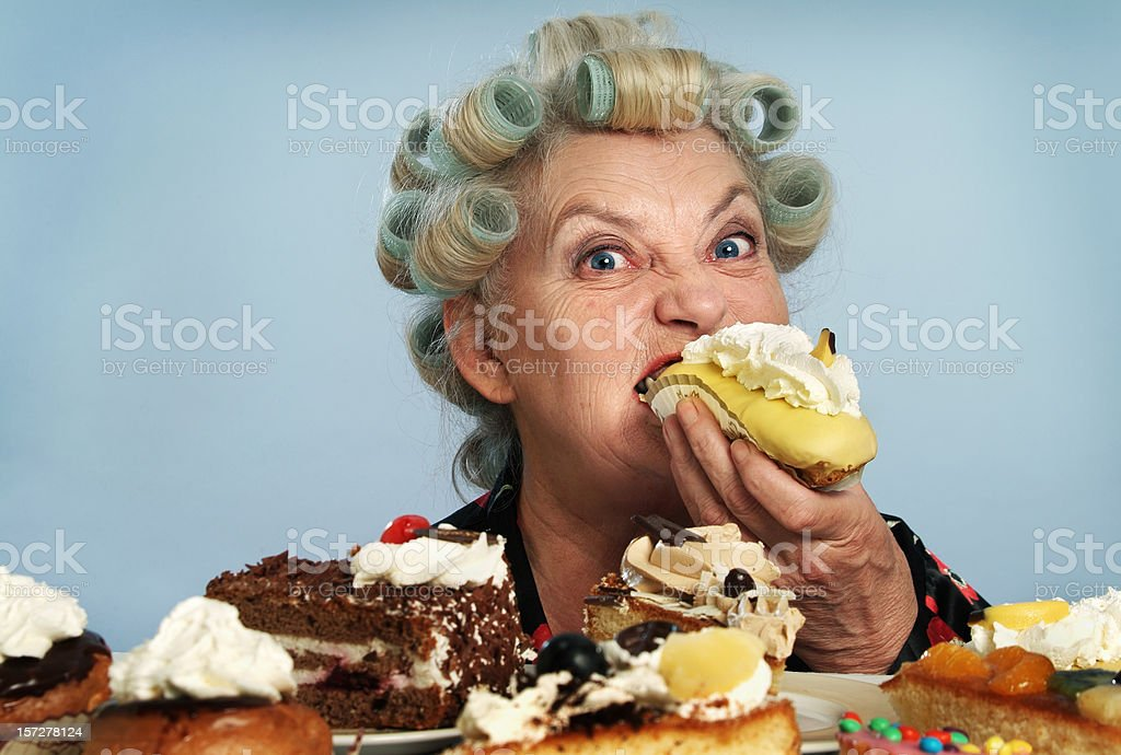 Devouring 01 stock photo
