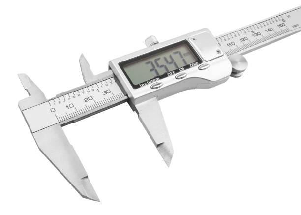 Dgital Electronic Vernier Caliper - foto de stock