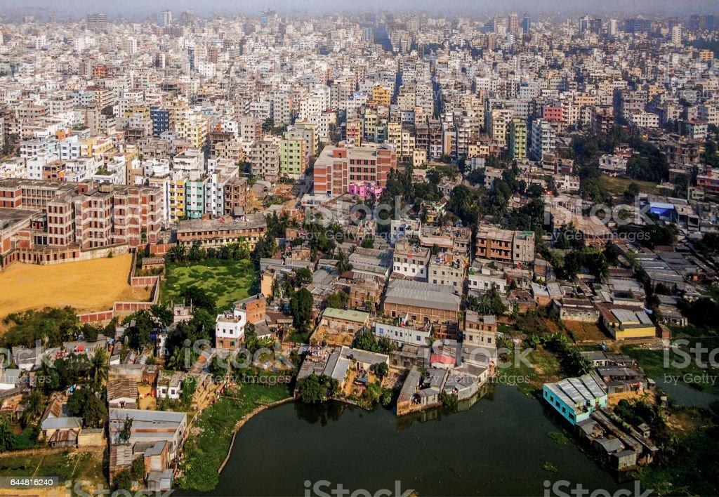 Dhaka, Bangladesh stock photo