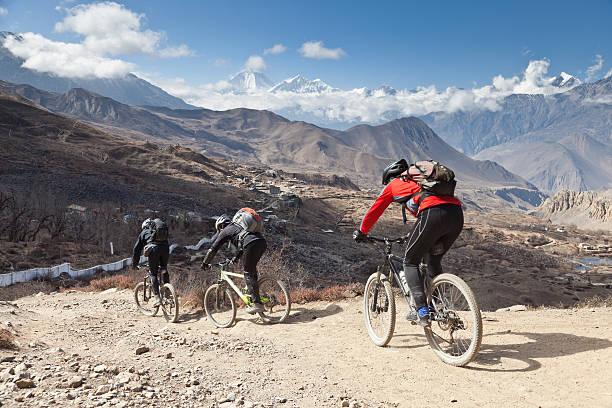 Dhaulagiri downhill, Nepal – Foto