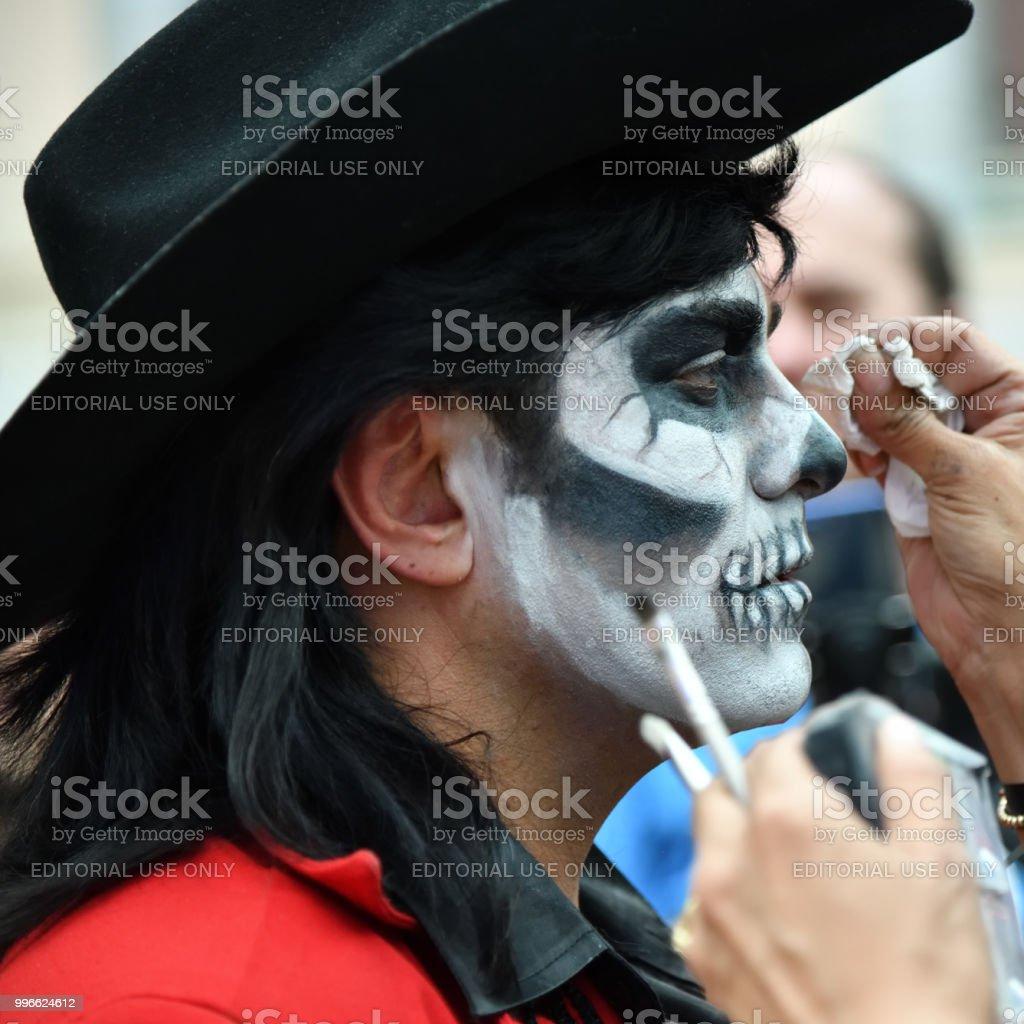 Dia De Los Muertos Carnival Stock Photo More Pictures Of Art Istock