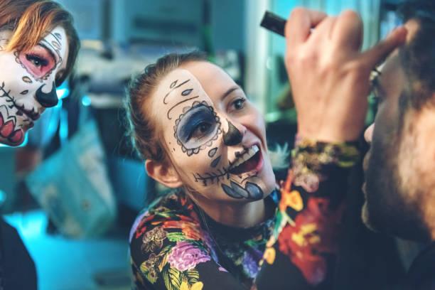 Dia de Muertos stock photo