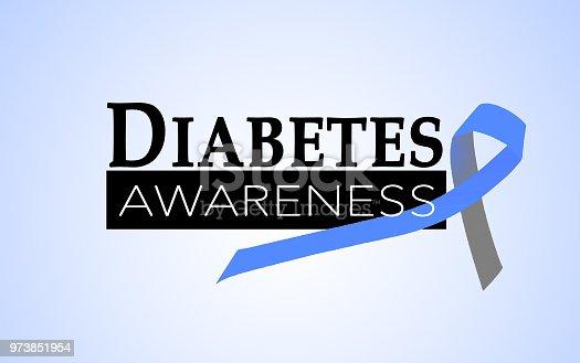 istock Diabetes awareness 973851954