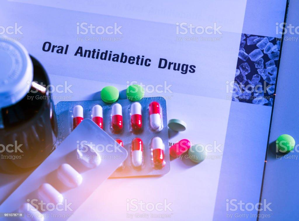 tabletten bei diabetes mellitus typ 2