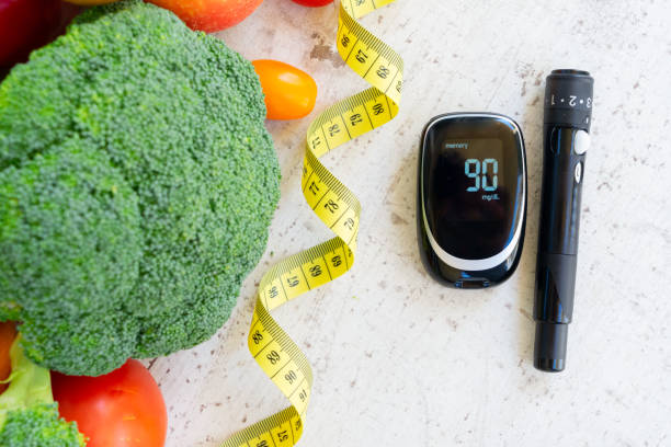 diabetes healthy diet - metabolic syndrome stock photos and pictures